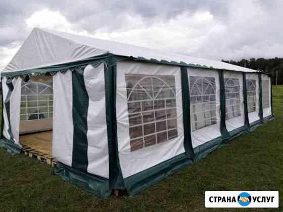 Аренда шатров для мероприятий Йошкар-Ола