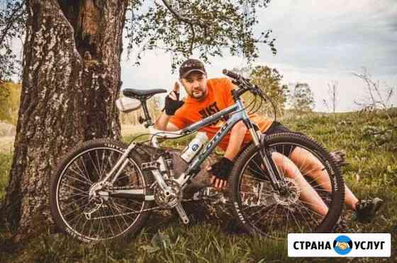 Ремонт обслуживание велосипедов Кемерово