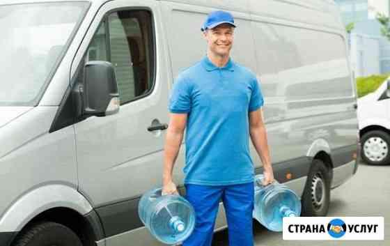 Питьевая вода 19л с доставкой Киржач