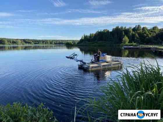 Очистка водоемов Нижний Новгород