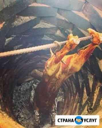 Мясо рыба птица из тандыра под заказ с доставкой Чебоксары