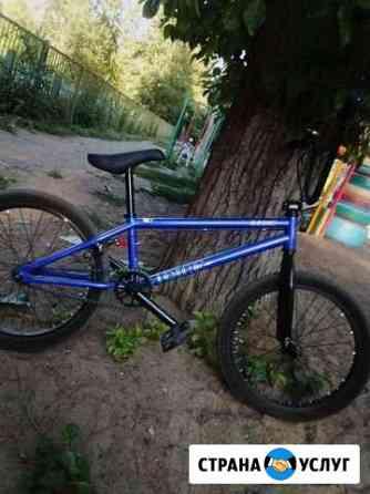 Ремонт BMX и классических велосипедов Омск