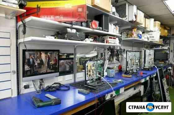 Ремонт телевизоров в Сыктывкаре с гарантией Сыктывкар
