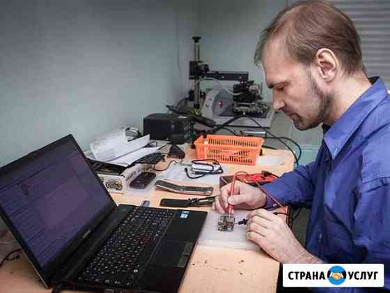 Компьютерная Помощь. Установка Windows iOS Архангельск