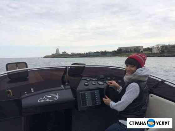 Осмотр моторных лодок и катеров в Севастополе Севастополь