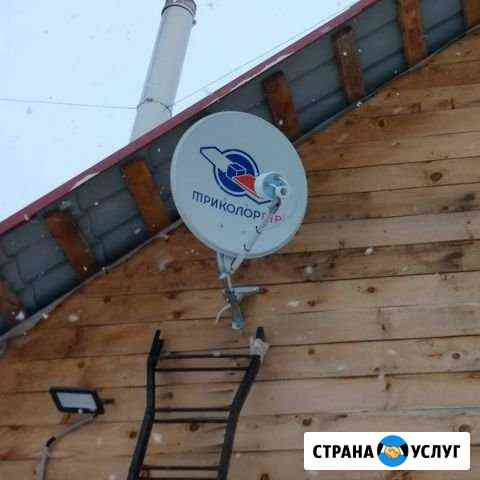 Интернет для загородного дома Томск