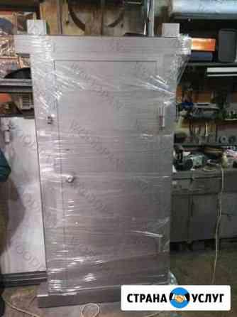 Строительство комнат хранения оружия (кхо) Томск