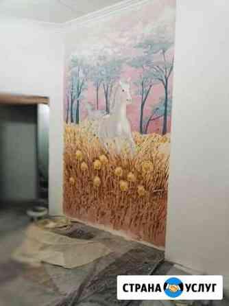 Роспись стен Ярославль