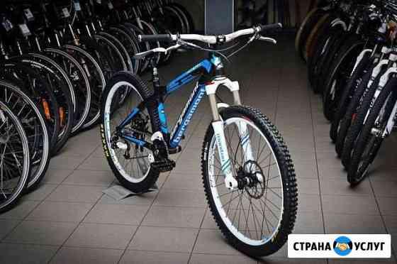 Ремонт велосипедов и самокатов, замена покрышек на Брянск