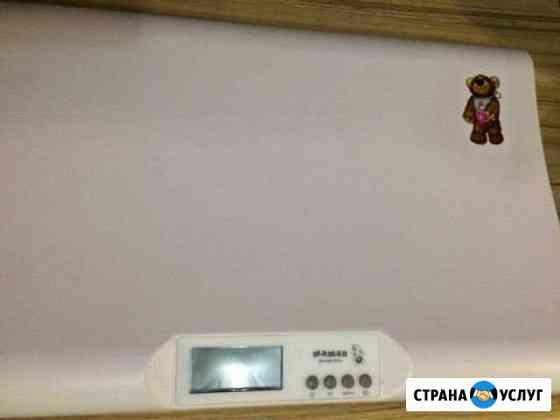 Прокат детских весов Абакан
