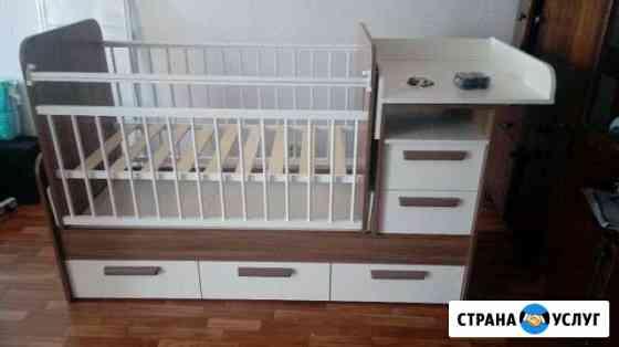 Сборка корпусной Мебели Омск