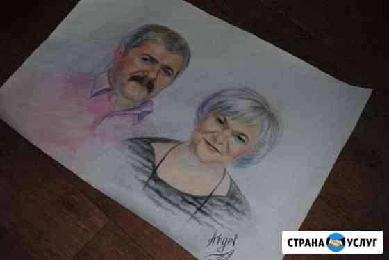 Шаржи, Портреты на заказ Саранск