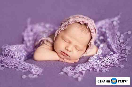 Фотограф новорожденных Сургут