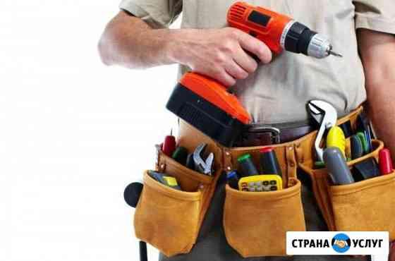 Мастер на час выполнит все виды работ по ремонту Белгород
