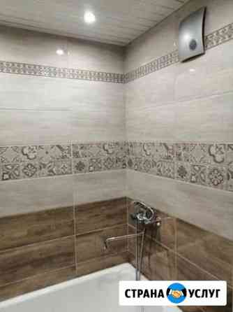 Ванные комнаты под ключ Магадан