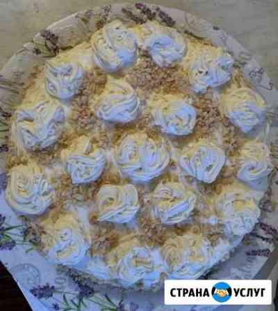 Торты и десерты на заказ Курск