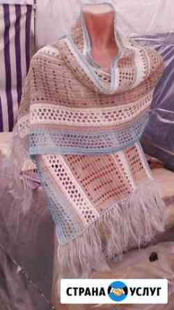 Вязание крючком изо льна Кострома