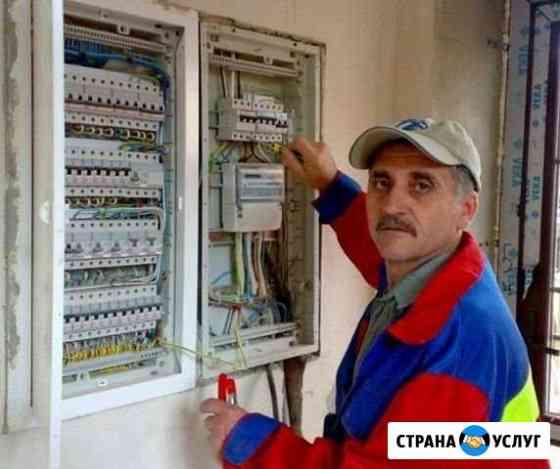 Любые работы.электрик-сантехник.все районы Томск