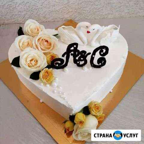 Домашние торты на заказ Барнаул