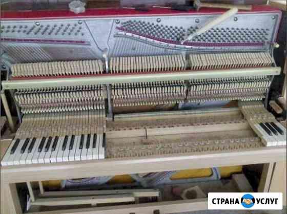 Настройка пианино / настройщик пианино/фортепиано Ярославль