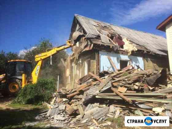 Снос домов Нижний Новгород