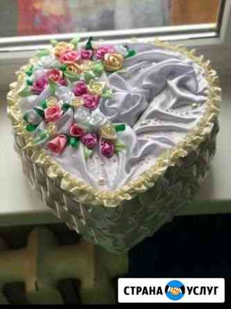Свадебная коробка Майкоп