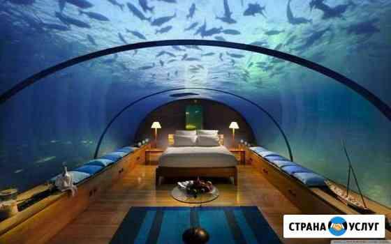Обслуживание, чистка аквариума Красноярск
