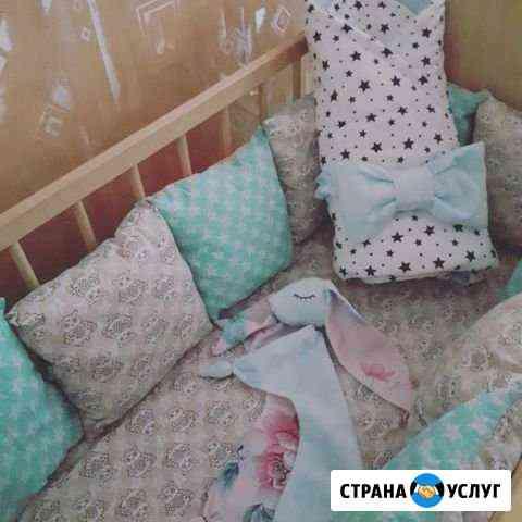 Пошив детского текстиля Омск
