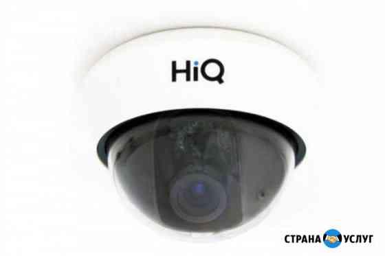 Установка видеокамер Питкяранта