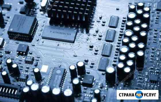 Ремонт компьютеров и ноутбуков,тв,планшетов и сот Воркута