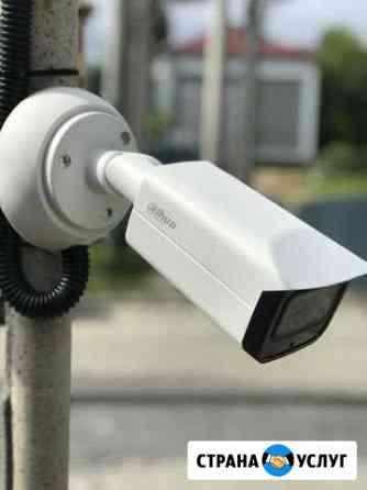 Видеонаблюдение под ключ, автоматика,видеодомофон Сочи