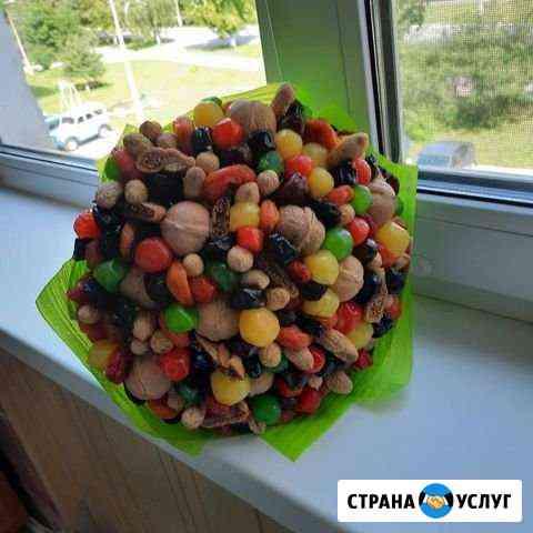 Букет из сухофруктов Саранск