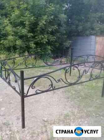 Ограда на могилу Ярославль