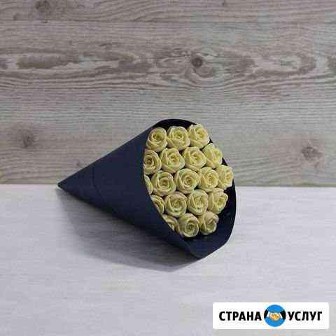 Шоколадные букеты Омск