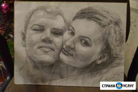 Портреты на заказ Смоленск