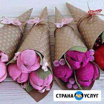 Букеты из конфет) Абакан