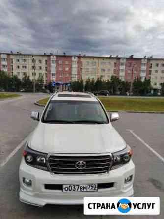 Аренда Toyota Land Cruiser 200 Новый Уренгой