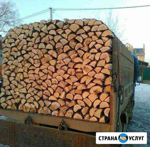 Доставка дров Нижний Новгород