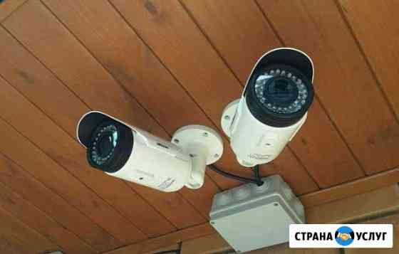 Установка систем видеонаблюдения интернет просмотр Пермь