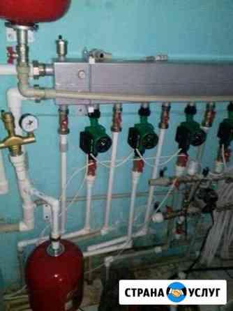 Ремонт и монтаж отопления и водоснабжения Белгород