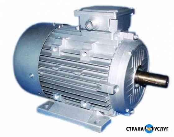 Ремонт общепромышленных электродвигателей Суслонгер