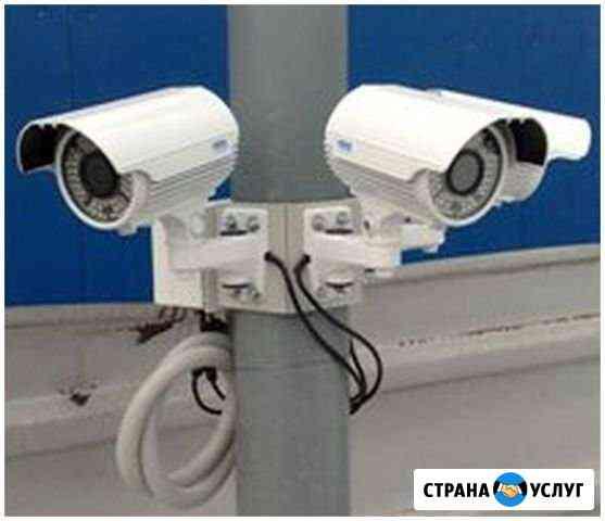 Видеонаблюдение под ключ Челябинск