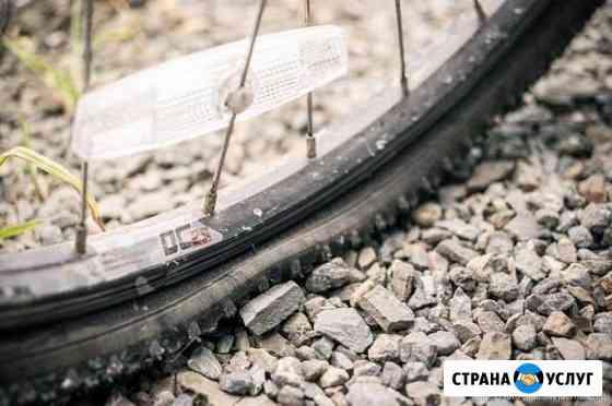 Заклейка пробитых камер ремонт то Симферополь