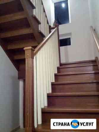 Лестницы,отделка дома, плотник Приозерск