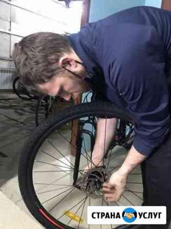 Ремонт велосипедов Прохладный