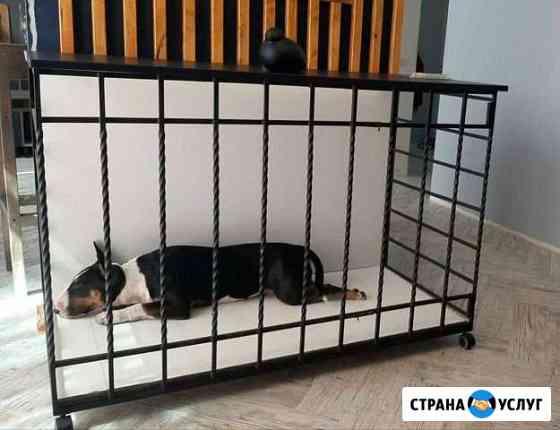 Клетка для собаки Калининград