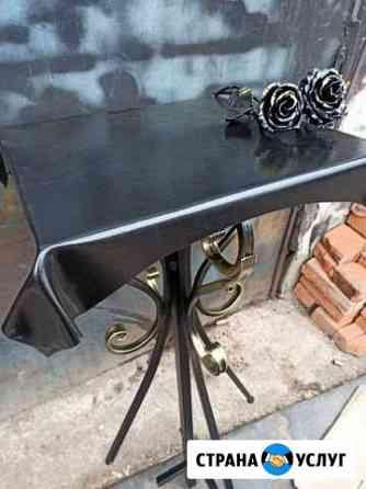 Оградки, скамейки, столики Нерюнгри