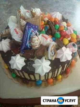 Обалденные домашние торты на заказ Омск