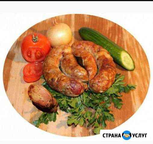 Домашнее изготовление колбас,копчёностей Тюмень