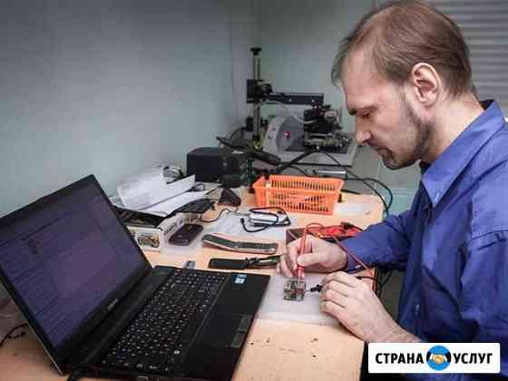 Компьютерная Помощь. Установка Windows iOS Калининград